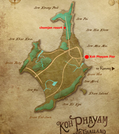 koh phayam map_2013